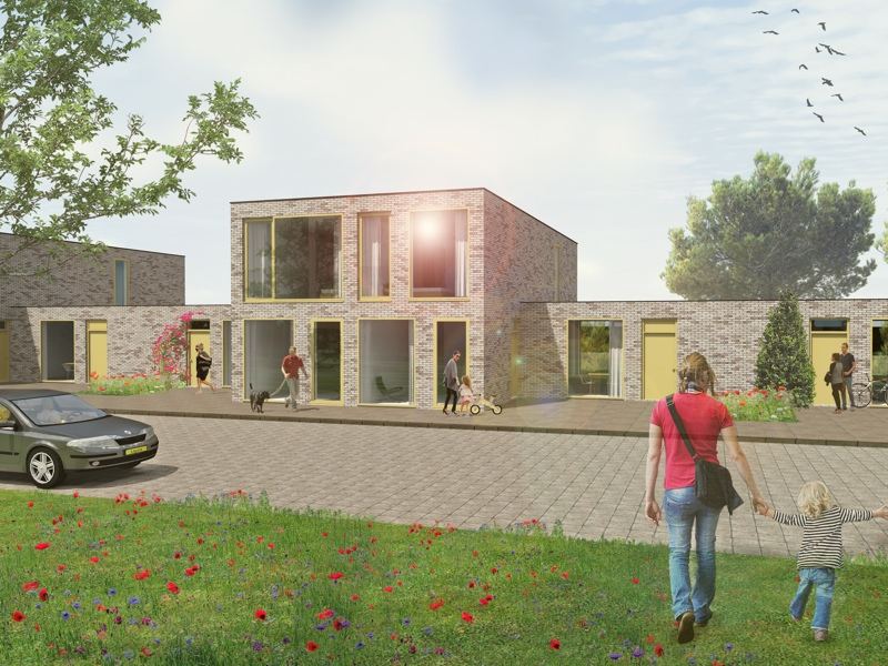 100K Housing Alkmaar [NL]