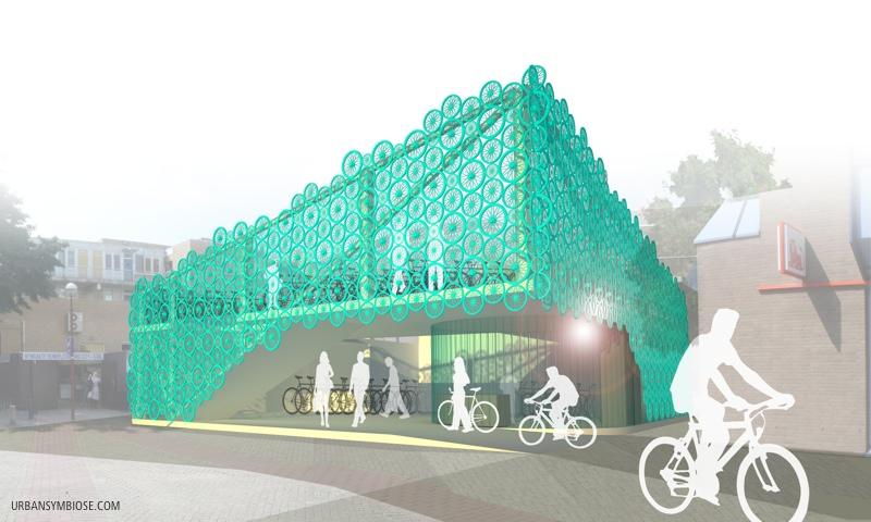Bicycle Parking, Nieuwegein [NL]