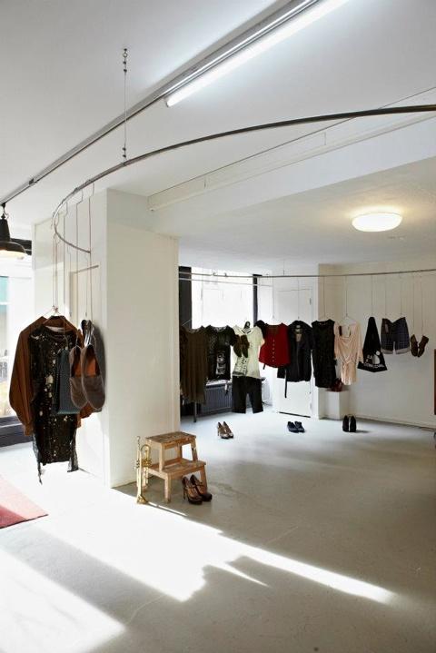 Scandal-E Store Interior Amsterdam [NL]
