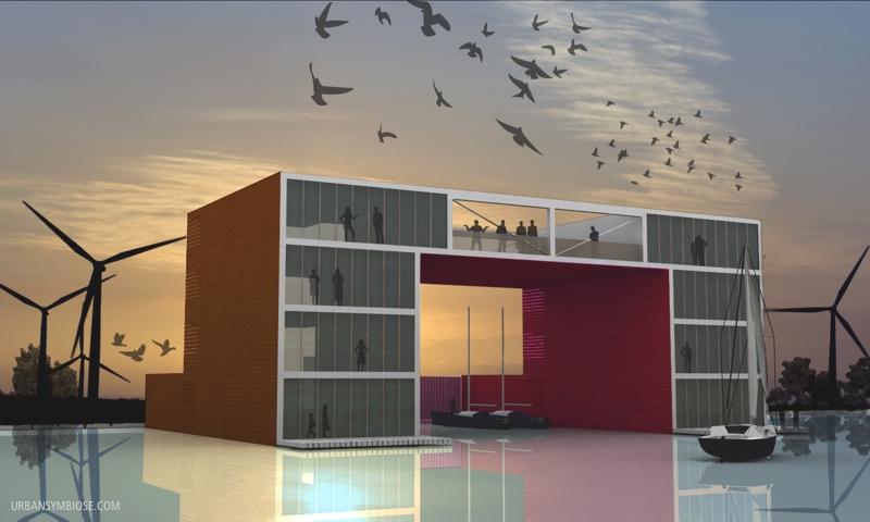 Housing Atol Appartements, Utrecht [NL]