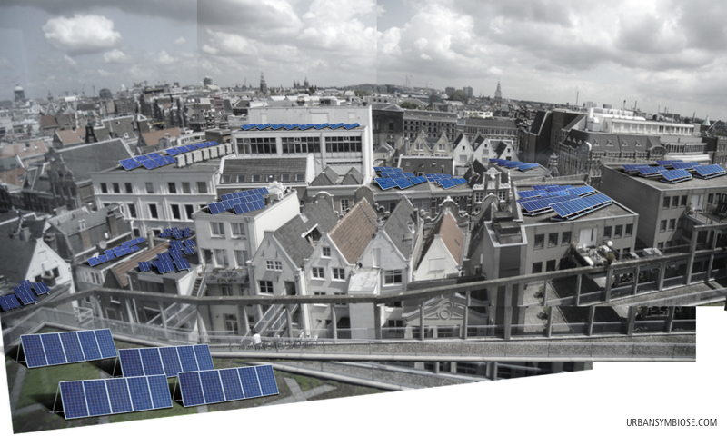 Energized Roofscape Amsterdam [NL]