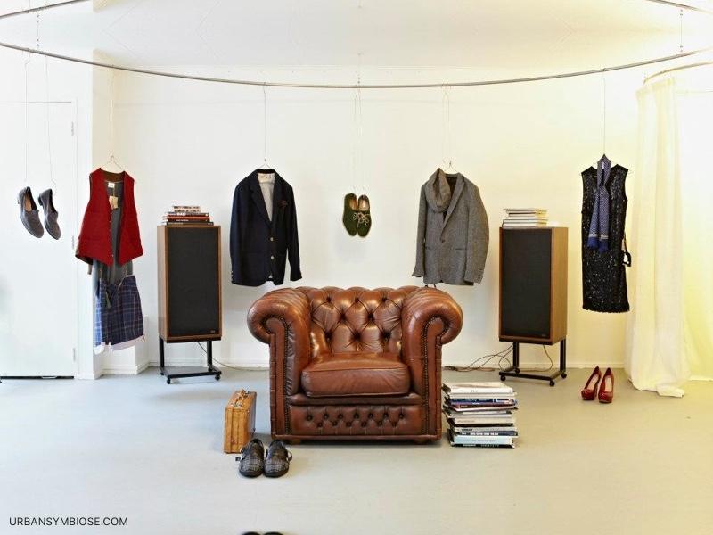 Scandal-E Store Interior Amsterdam