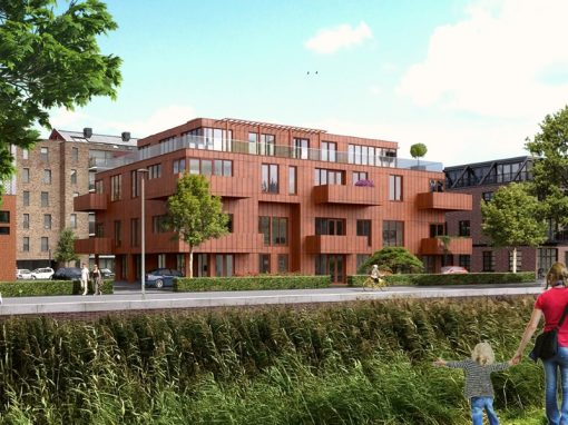 Housing Block 19 Almere [NL]