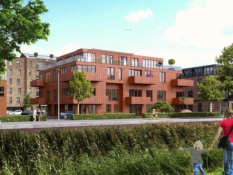 Housing Block 19 Almere