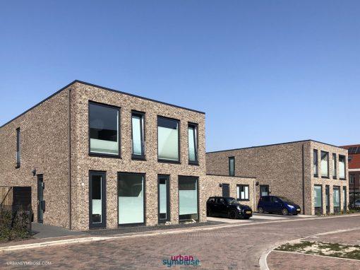 Housing 15 Dwellings Heerhugowaard