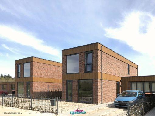 Housing 32 Dwellings Emmen