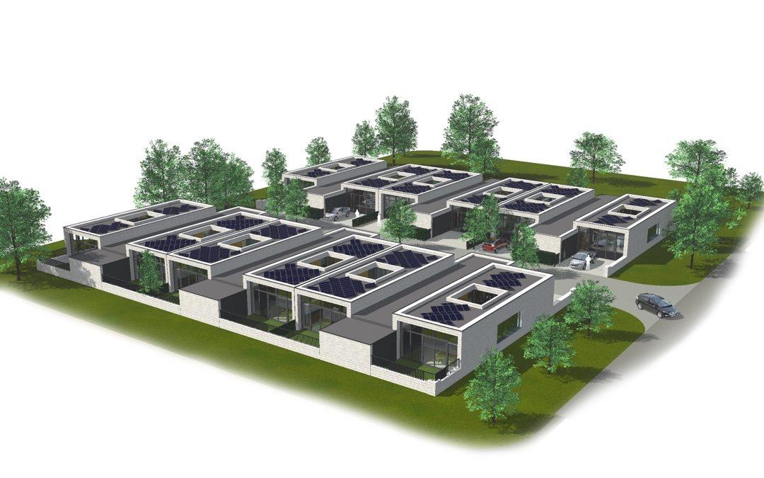 Housing 12 Dwellings Heerhugowaard