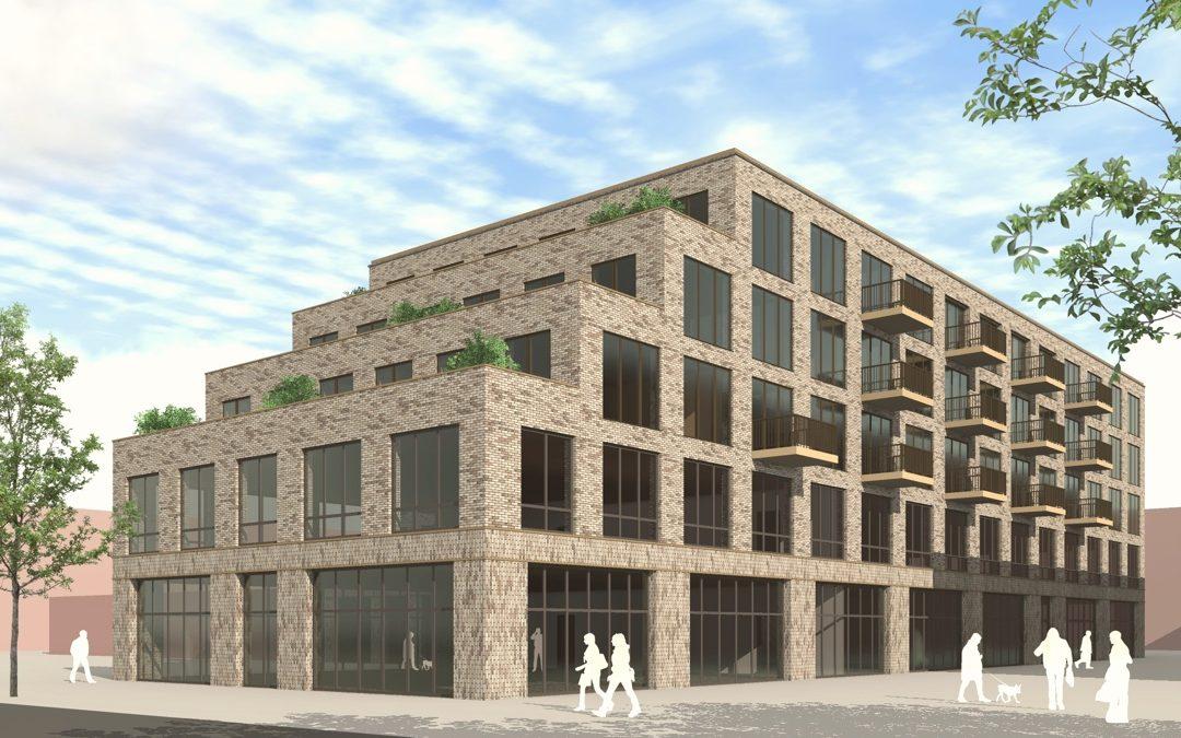 Housing Block 32 Heerhugowaard