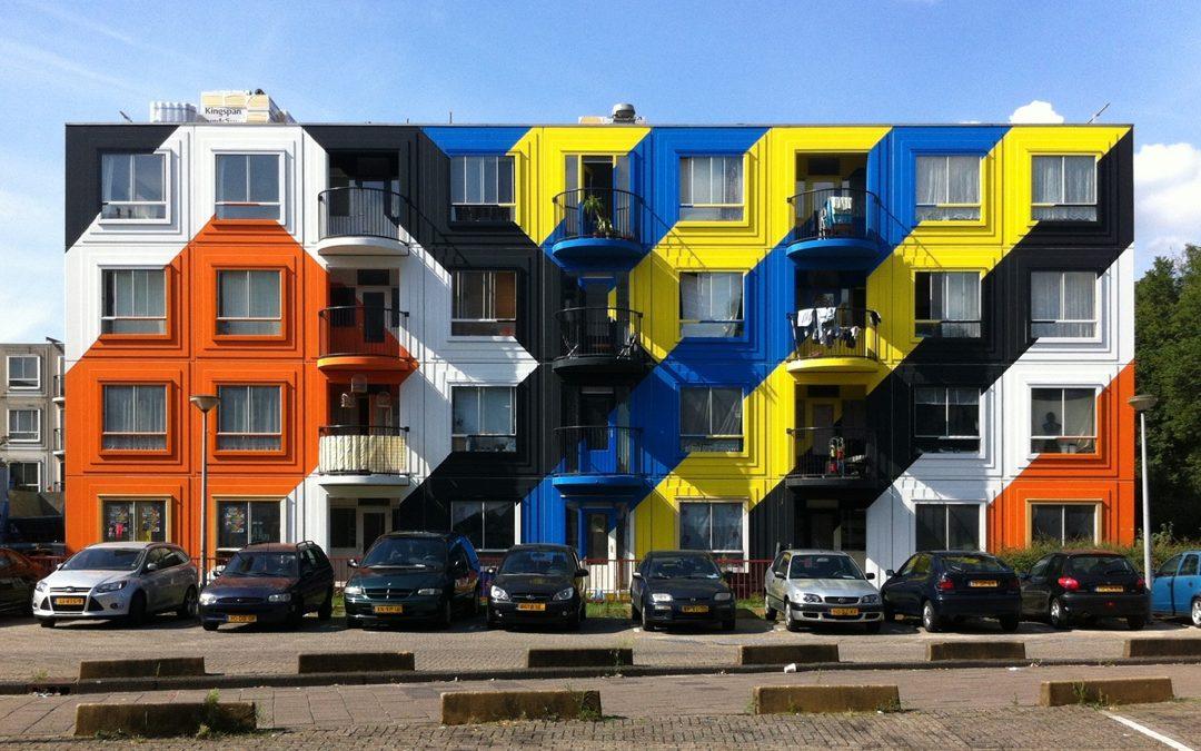 Redevelopment Heesterveld Blok 4 Amsterdam